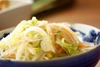 中華春雨サラダ