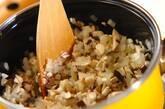 キノコのポタージュスープの作り方2