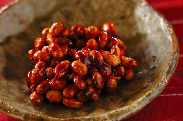 ポリポリおやつ豆