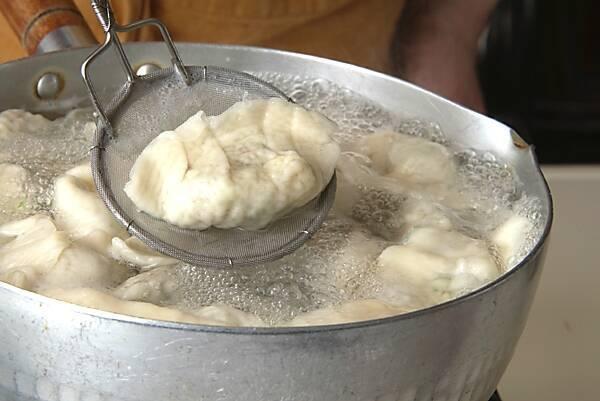 水餃子の作り方の手順14