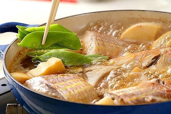 イトヨリの煮付けの作り方の手順8