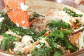 青菜の白あえの作り方7