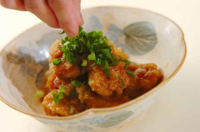 鶏肉のみぞれ煮の作り方の手順8