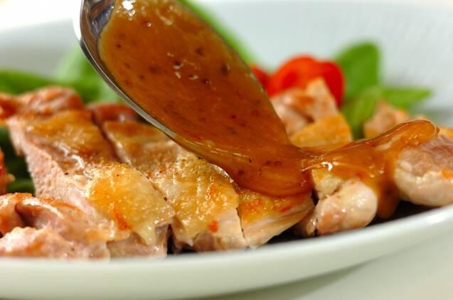 鶏肉のマヨソースソテーの作り方の手順4