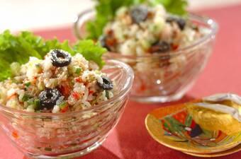 サラダ寿司