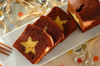 スターパウンドケーキ