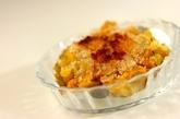 カボチャのパン粉焼きの作り方4