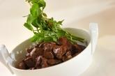 レバーのコンフィバルサミコしょうゆ漬けの作り方3