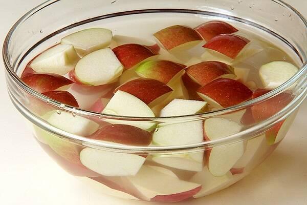 リンゴとお芋のおやつの作り方の手順1