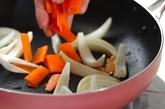 ニンニク・ショウガしょうゆを使った肉野菜炒めの作り方2