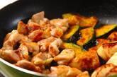鶏と野菜のソテーサラダの作り方5