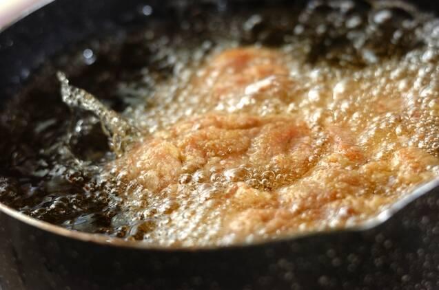 香味ダレが決め手!本格油淋鶏の作り方の手順4
