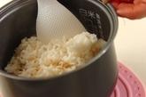 麦飯の作り方3