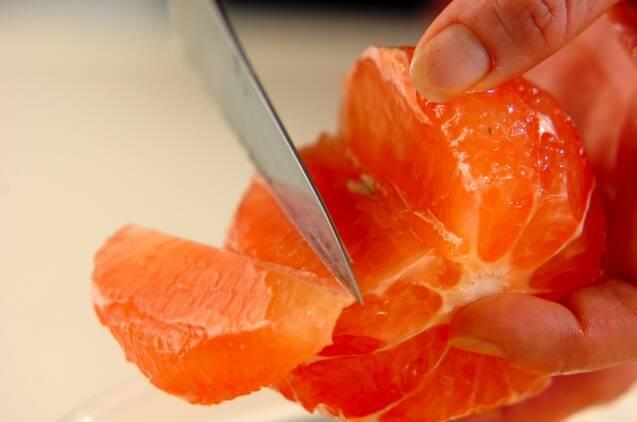 フルーツマリネの作り方の手順1