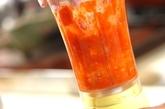春キャベツとサワラのトマトソースの作り方2