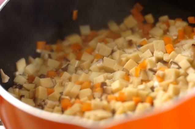ちらし寿司の作り方の手順3