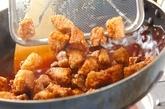 黒酢酢豚の作り方4