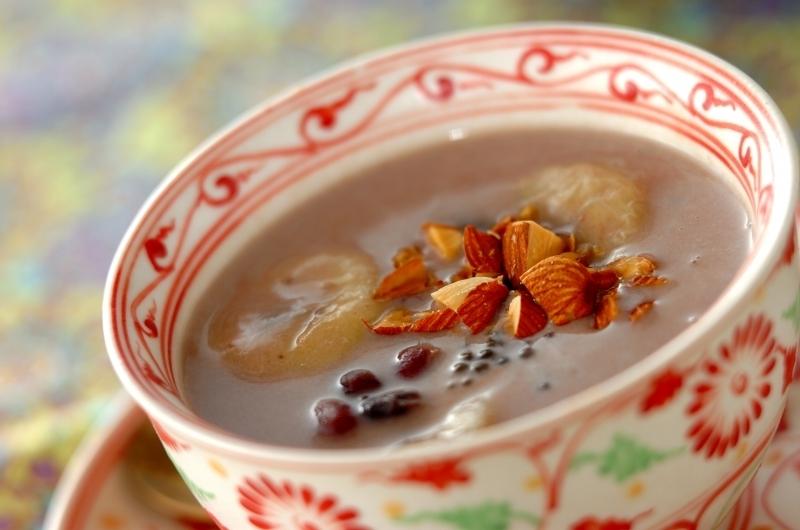小豆と生姜のチェー