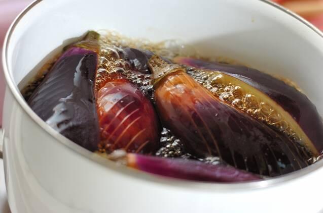 ナスの忘れ煮の作り方の手順2