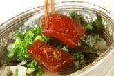 マグロのづけ丼の作り方6