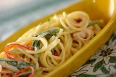 スパゲティーサラダ