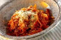 切干し大根のトマト煮