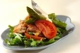 チキンのシーザーサラダの作り方3