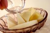 フルーツ、梨とリンゴの作り方2