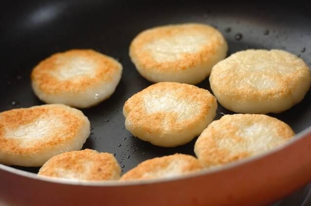簡単大根餅の作り方の手順4