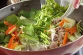 豚肉と野菜の炒めものの作り方9