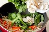野菜炒めの作り方6