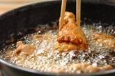 フライドチキン&フォーチュンスープの作り方6