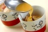中華風茶碗蒸しの作り方2