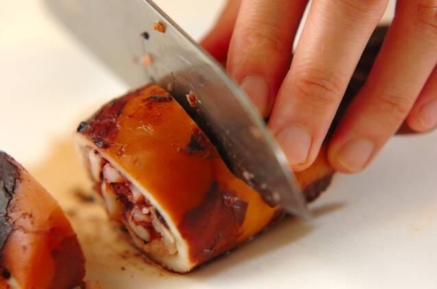 甘辛イカ飯の作り方の手順8