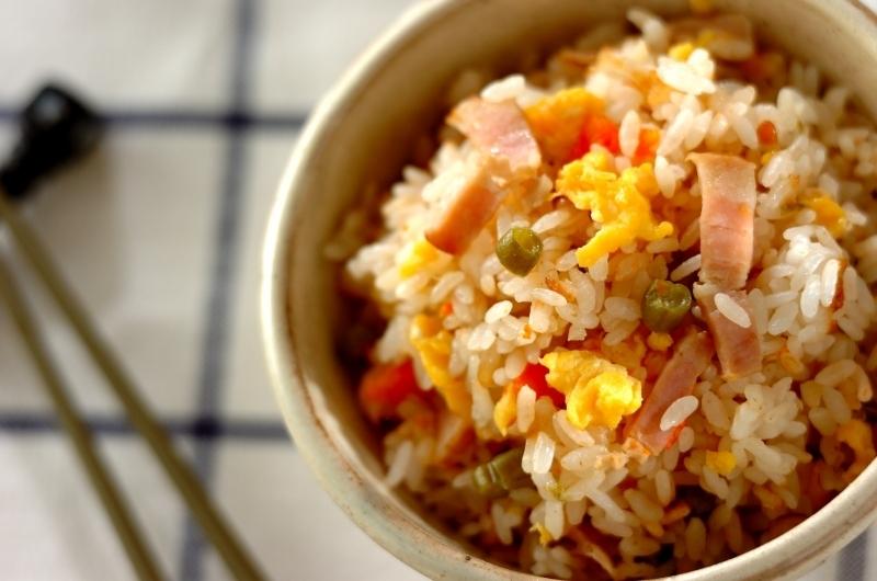 2. インゲンの炊き込みご飯