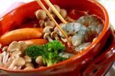 モッツァレラトマト鍋の作り方5