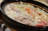 ちゃんぽん風鍋の作り方1