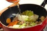 中華丼の作り方2