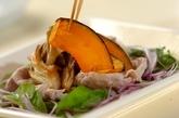 豚肉とマイタケのおかずサラダユズドレッシングの作り方5