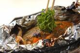 鮭のホイル焼き 大葉みそかけの作り方4