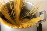タラコスパゲティの作り方1