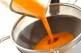 エビ風味のトマトスープの作り方4