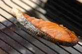 焼き塩鮭の作り方1