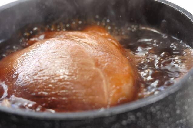 豚肉の紅茶煮の作り方の手順2