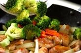 鶏肉と野菜の塩麹炒めの作り方3