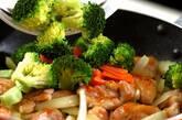 鶏肉と野菜の塩麹炒めの作り方7