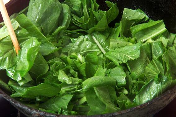 手羽先と野菜の煮物の作り方の手順7