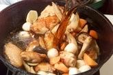 手羽先と野菜の煮物の作り方3