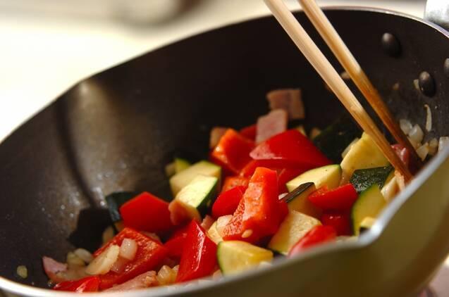 野菜の煮込みの作り方の手順7