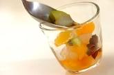 ナダデココのフルーツポンチの作り方2